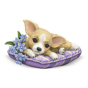 Chihuahua Figurine Supports Alzheimer's Research