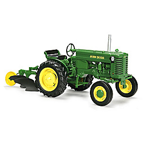 1:16-Scale John Deere Model M Narrow Front Diecast With Plow