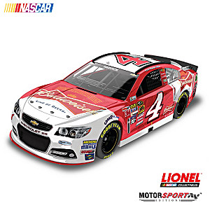1:24-Scale Kevin Harvick No. 4 2015 Budweiser Diecast Car