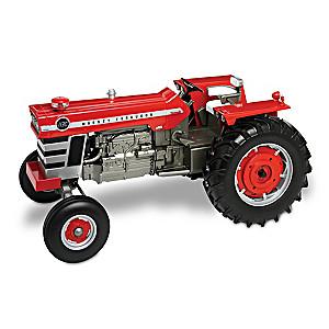 1:16-Scale Massey-Ferguson 1130 Wide Front Diesel Tractor