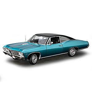1:18-Scale 1967 Chevy Impala SS 427 Diecast Replica