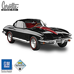 """1967 Chevrolet Corvette Sting Ray L88"" 1:18-Scale Sculpture"