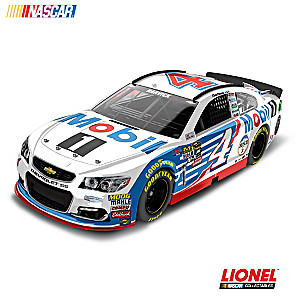 1:24-Scale Kevin Harvick No. 4 2016 Mobil 1 Diecast Car
