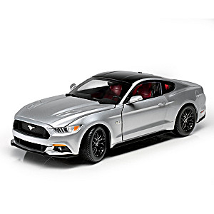 """1:18-Scale """"2017 Ford Mustang GT"""" Precision Diecast Car"""