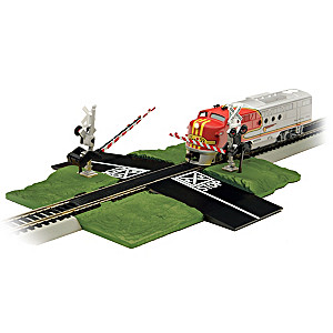 Bachmann N-Scale Crossing Gate With Lowering Action