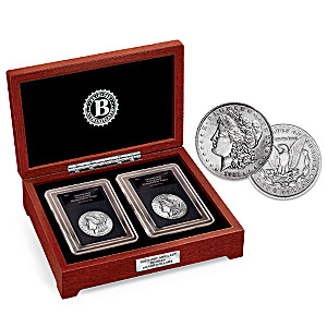 The First And Last Morgan Silver Dollars