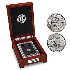 The First $10 American Eagle Platinum Bullion Coin