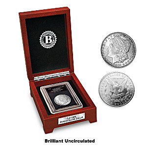 "The Last ""True"" Morgan Silver Dollar: Uncirculated"