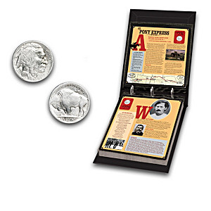 Complete Buffalo Nickel Coin Collection: 1913-1938