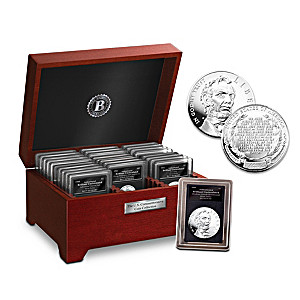 U.S. Commemorative Coin Collection With FREE Display Box