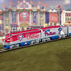 """Philadelphia Phillies Express"" Train Collection"