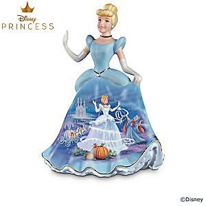 Disney Princess Porcelain Bell Collection