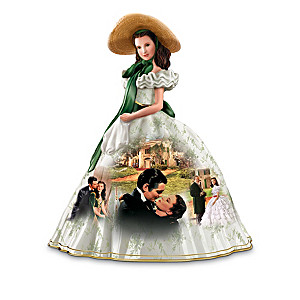 """Gone With The Wind"" Porcelain Figurine Collection"