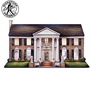 Elvis Presley Graceland House Collection