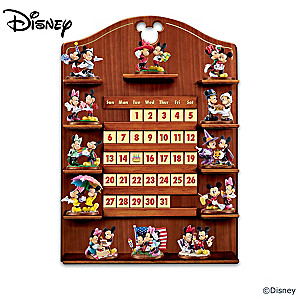 """""""Mickey And Minnie Together Forever"""" Perpetual Calendar"""