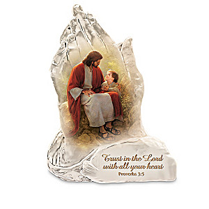 """In God's Hands"" Figurine Collection"