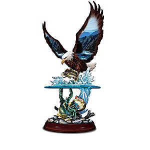 """Eagle Strike"" Figurine Collection"