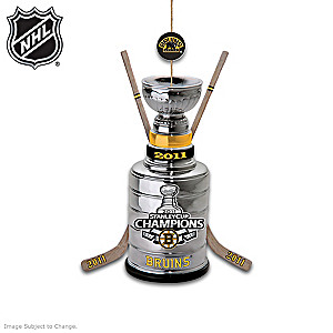 Boston Bruins® Stanley Cup® Ornament Collection