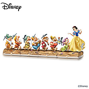 Snow White And The Seven Dwarfs Limoges-Style Boxes