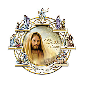 "Greg Olsen ""Miracles Of Christ"" Limoges-Style Box Collection"