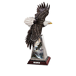 "Ted Blaylock ""Wings Of Majesty"" Eagle Sculpture Collection"