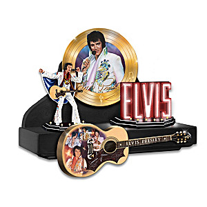 Elvis Presley Showcase Of The King 5-In-1 Tribute