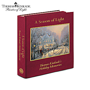A Season Of Light: Thomas Kinkade's Holiday Print Collection