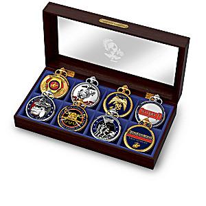 USMC Pocket Watch Collection