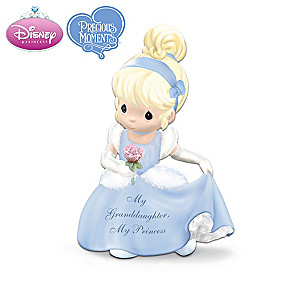 Precious Moments Disney Princess Figurines For Granddaughter