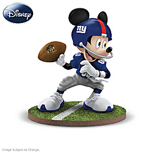 New York Giants Disney Character Figurine Collection