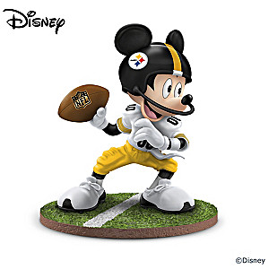 Pittsburgh Steelers Disney Character Figurine Collection