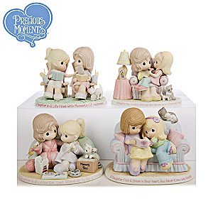 Mother And Daughter Special Moments Figurine Collection