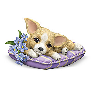 Chihuahua Figurine Collection Supports Alzheimer's Research