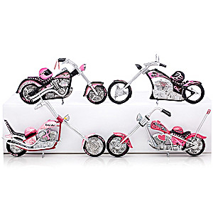 """Rebels For A Cause"" Pink Power Chopper Collection"