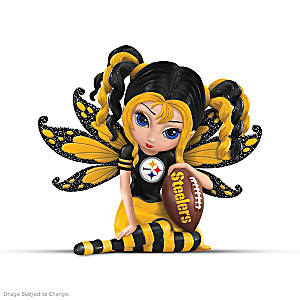 Steelers Figurine Collection By Jasmine Becket-Griffith