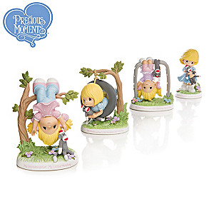 """Granddaughter, My Cute Little Monkey"" Figurine Collection"