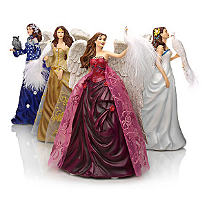 "Nene Thomas ""Angels Of Virtue"" Figurine Collection"