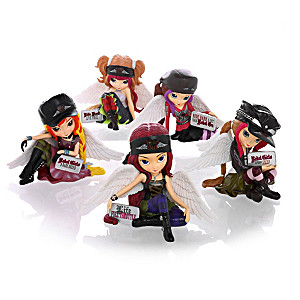 "Jasmine Becket-Griffith ""Little Rebels"" Figurine Collection"