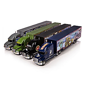 "USMC ""Esprit De Corps"" 1:64-Scale Semi Hauler Collection"