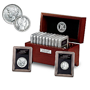 The Complete 20th Century U.S. Silver Coin Design Collection