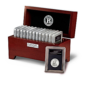 America's Historic Genuine Silver Liberty Coin Collection