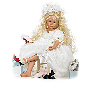 """""""A Girl's Best Friend"""" Doll Collection"""