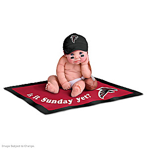 Atlanta Falcons Fan Baby Doll Collection