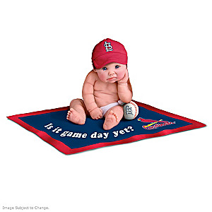 St. Louis Cardinals Commemorative Baby Doll Collection