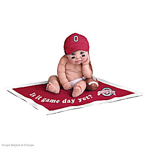 Ohio State Buckeyes Fan Baby Doll Collection