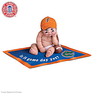 Florida Gators Fan Baby Doll Collection