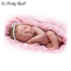 Lifelike Sculpted Newborn Baby Dolls By Marita Winters