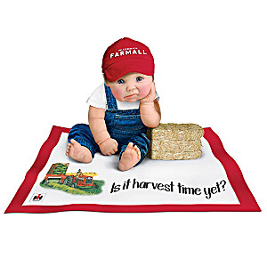 Farmall Pride Baby Doll Collection With Blankets