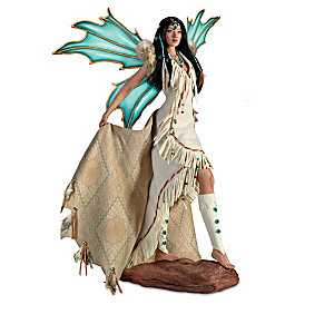 """Mystical Maidens Of The Desert Sky"" Fantasy Doll Collection"