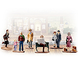 """Ridin' The Rails"" Train Accessories Collection Of Figures"